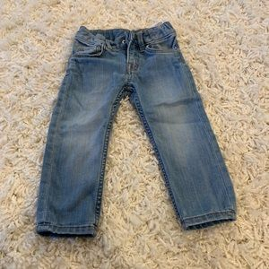 H&M jeans (1 1/2- 2 years)